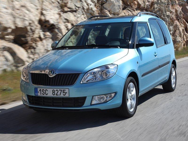صور سيارة سكودا رومستر 2011 - اجمل خلفيات صور عربية سكودا رومستر 2011 - Skoda Roomster Photos Skoda-Roomster_2011_04.jpg