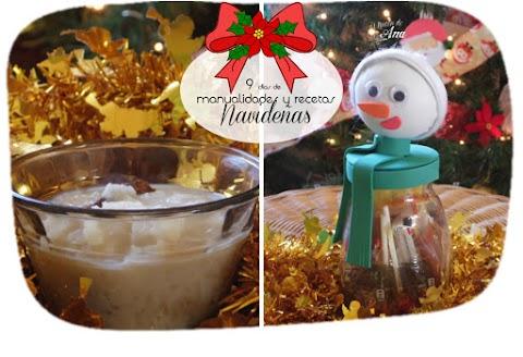 Arroz con leche y Dulceros navideños