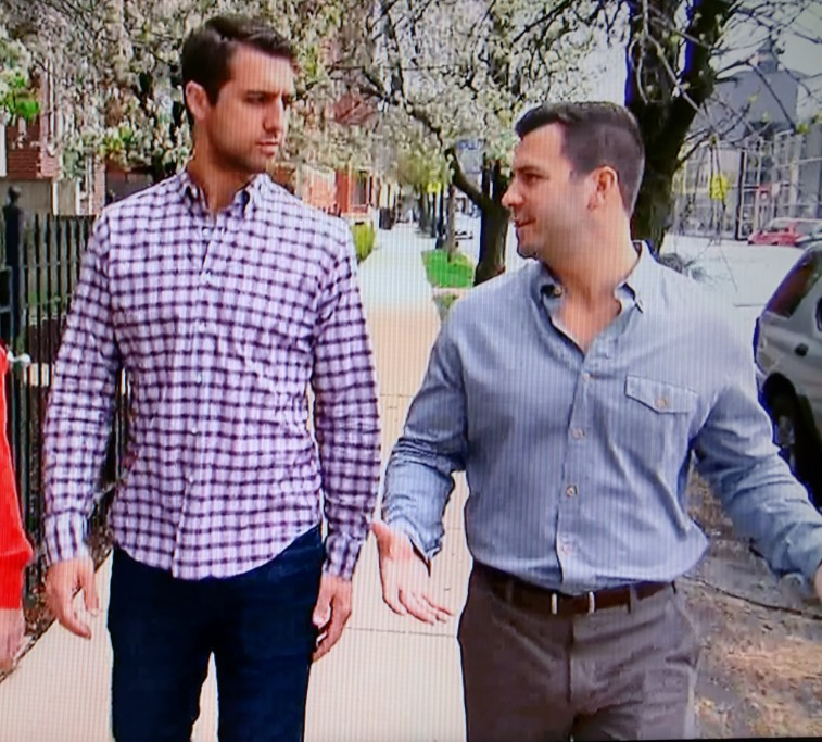 Chicago Apartment Hunting: Kenneth In The (212): Hunks Of 'House Hunters