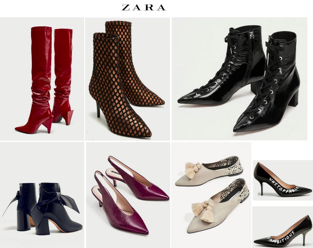 Buty Zara
