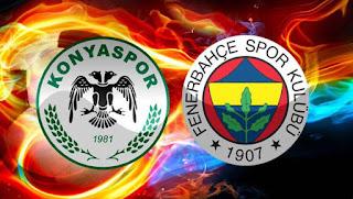 Konyaspor vs Fenerbahce Live Streaming online Today 23 -12 - 2017 Premier League