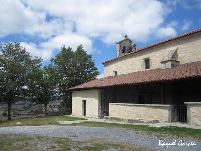 Ermita de Etxaurren (Aiara, Álava)