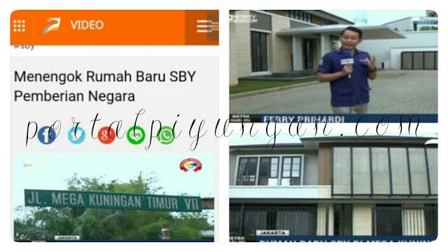 MEMBONGKAR Tipu-Tipu Metro TV Soal Pemberian Rumah Untuk SBY