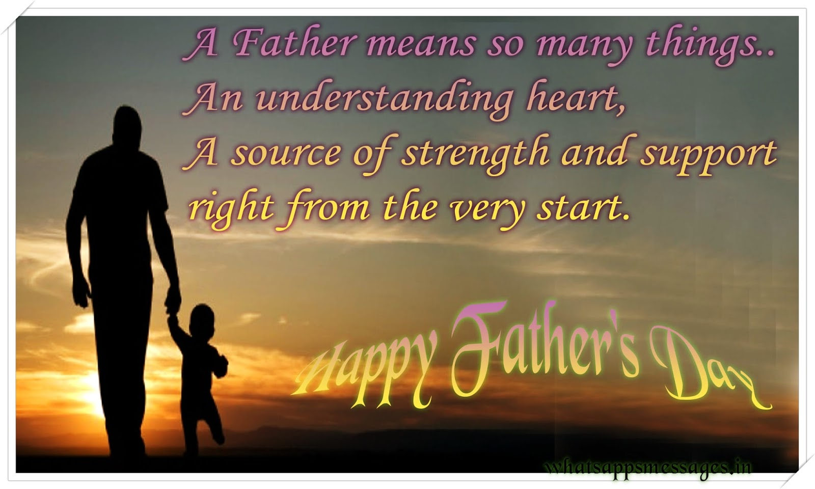 Father S Day Message To Husband Blog