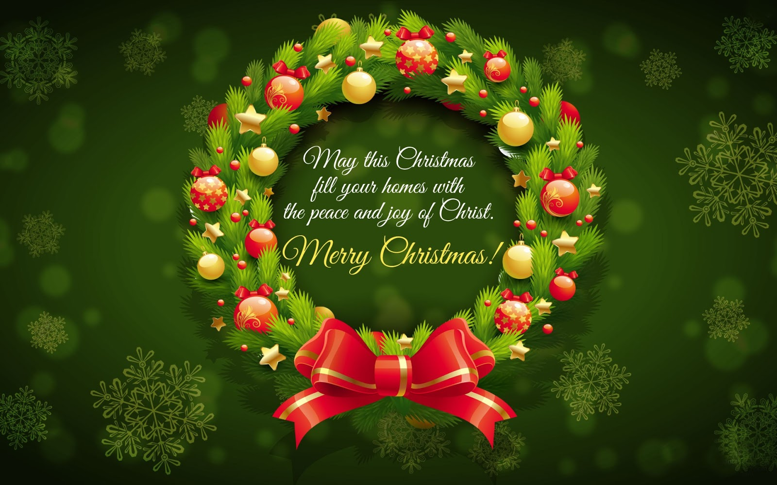 Top 32 Christmas Wishes Messages 2016