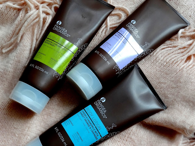Pangea Organics Body Lotions