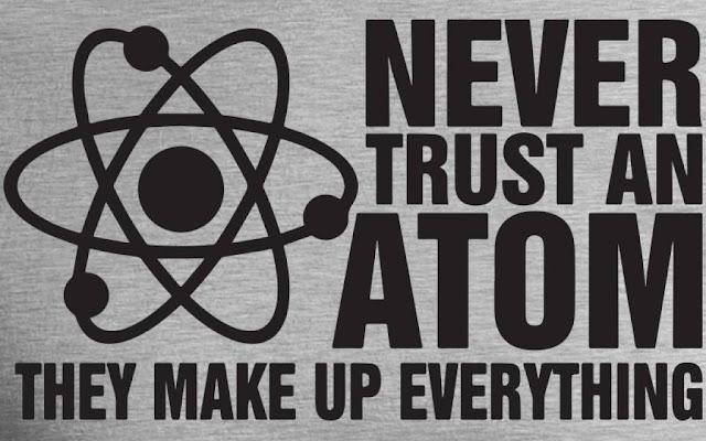 atom ialah segalanya