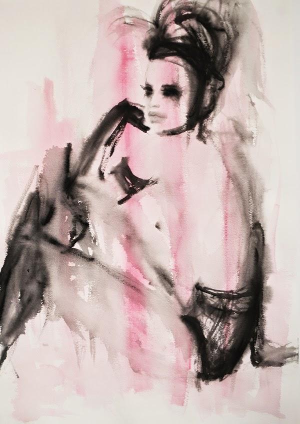 Fiona Maclean artist of the week