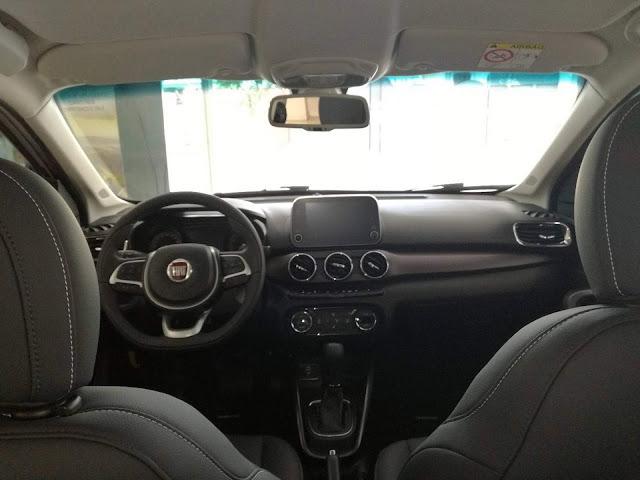 Fiat Argo Precision 1.8 Automático