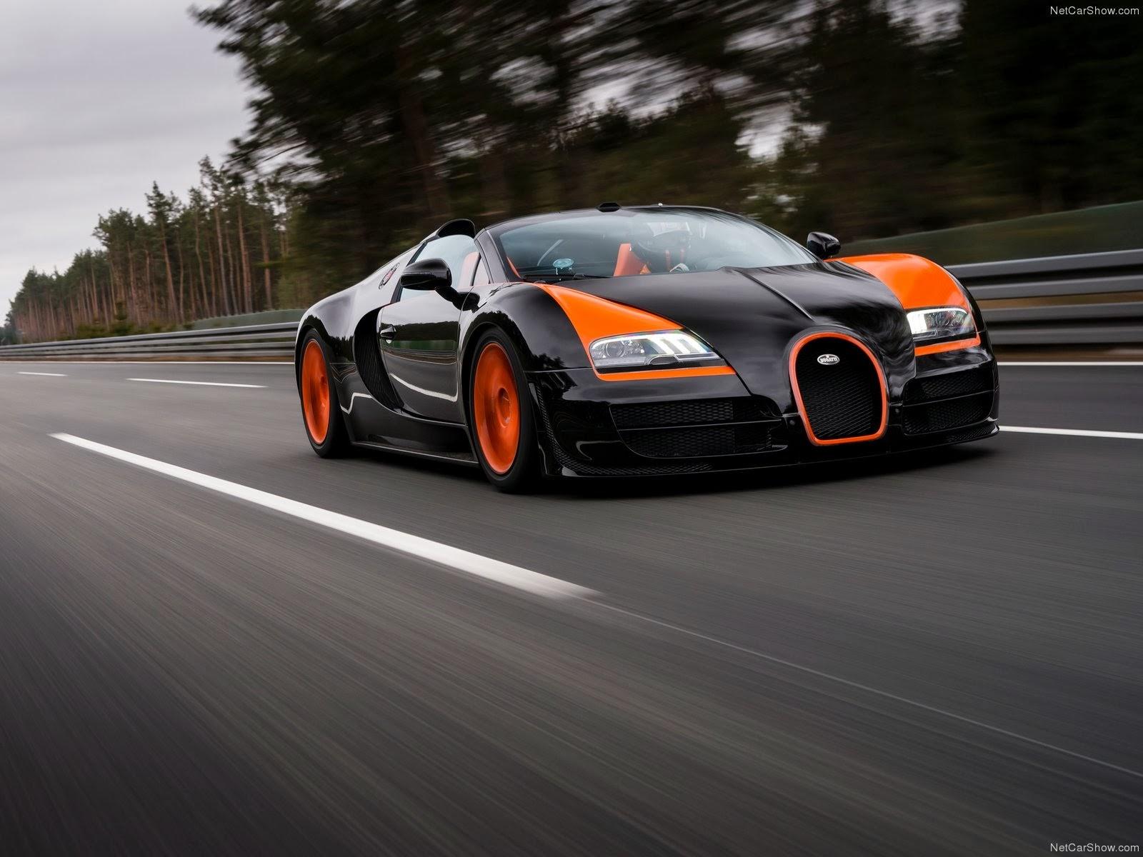 HD Cars Wallpapers: Bugatti Veyron HD Wallpapers