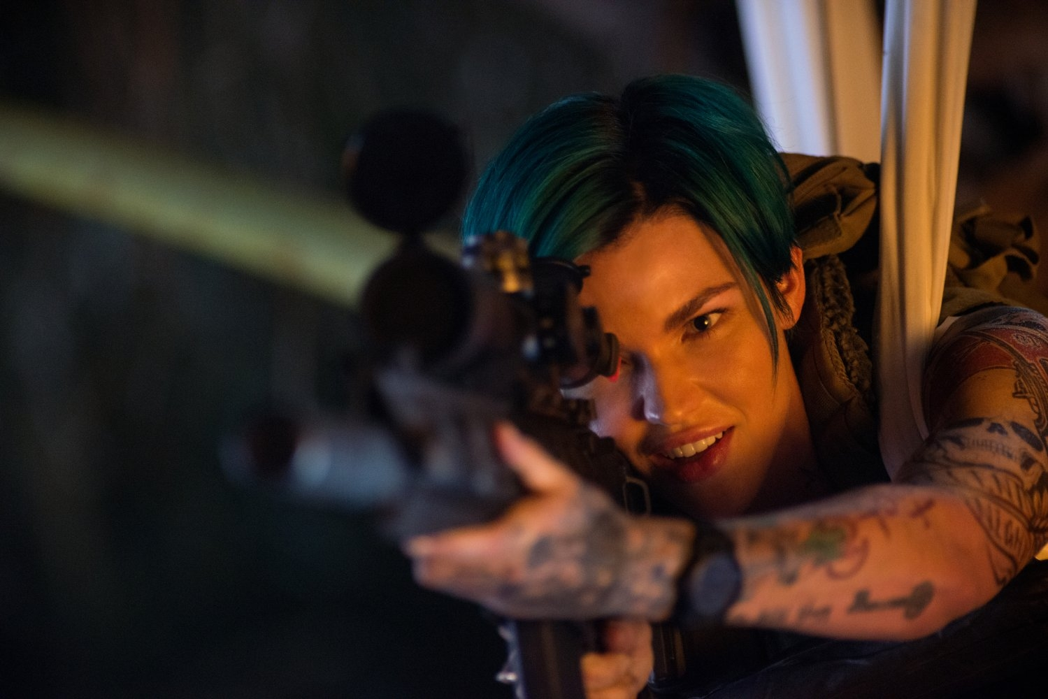 Gwyneth Paltrow Xxx throughout movie review: xxx: return of xander cage (2017) ~ gollumpus