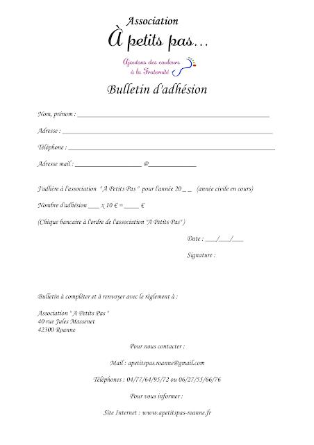 télécharger le bulletin en pdf