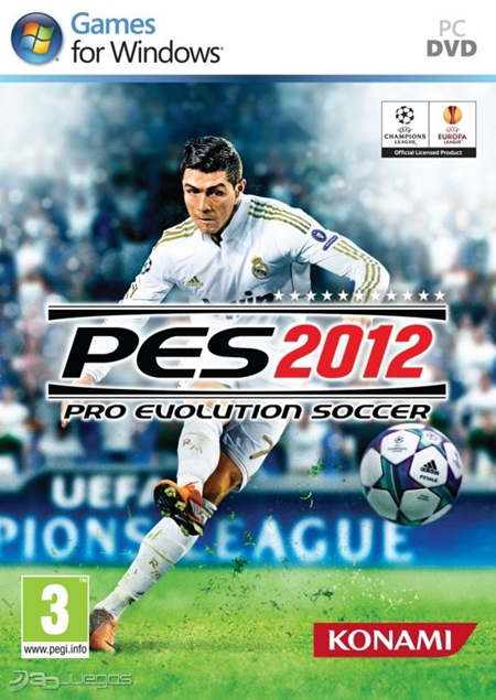 Pro Evolution Soccer 2012 [PES 12] PC Full [Español] Descargar