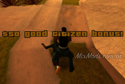 $50 good citizen bonus gta san andreas fix mod