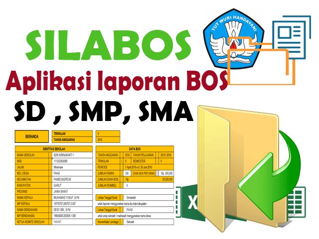 SILABOS ( Aplikasi Laporan BOS ) Format Excel