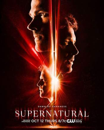 Supernatural 13ª Temporada Torrent – WEB-DL 720p/1080p Dual Áudio