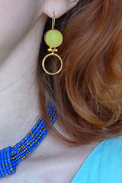 Ottoman Hands earrings
