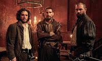 Kit Harington, Tom Cullen and Edward Holcroft in Gunpowder Miniseries (12)