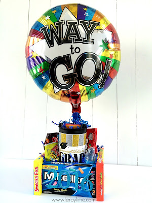 DIY Candy Box for Grads - LeroyLime