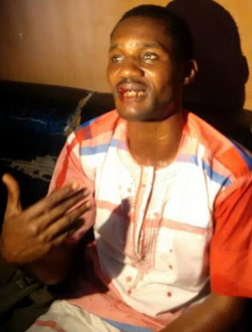 seun egbegbe is an armed robber
