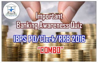"List of Important Banking Awareness Quizzes (All Together 50 Sets) ""COMBO"" – IBPS PO Mains Special"