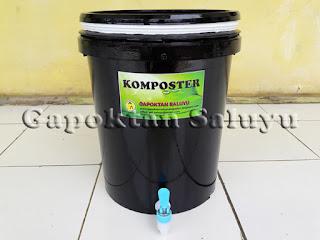 kompos, komposter, organik, cair, pupuk, saluyu