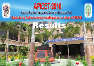 AP ICET Results 2016 from Manabadi Sakshi Eenadu Schools9 Rank Cards