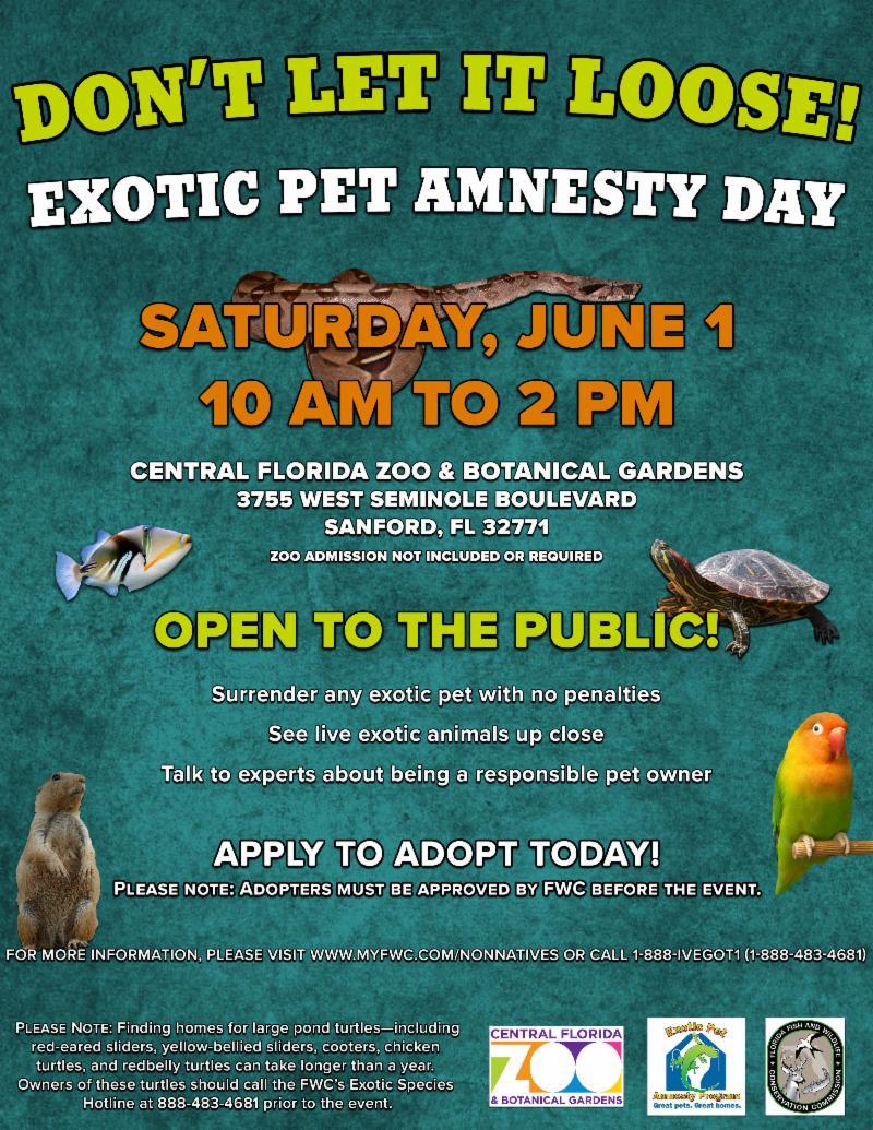 ComeSeeOrlando com: Central Florida Zoo & Botanical Gardens