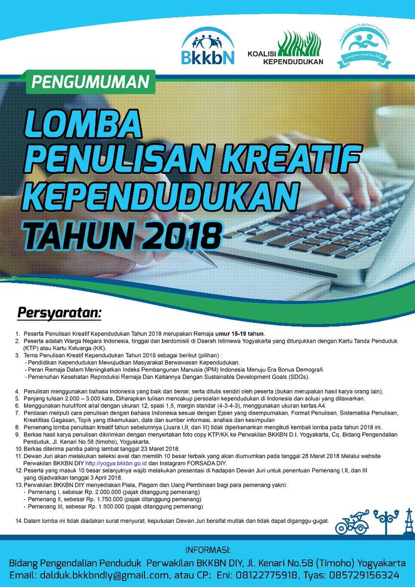 lomba essay bkkbn