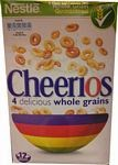 Cheerios original packet