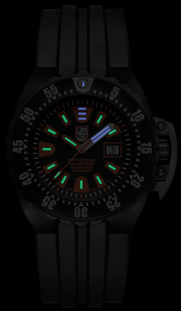 LUMINOX Deep Dive dark