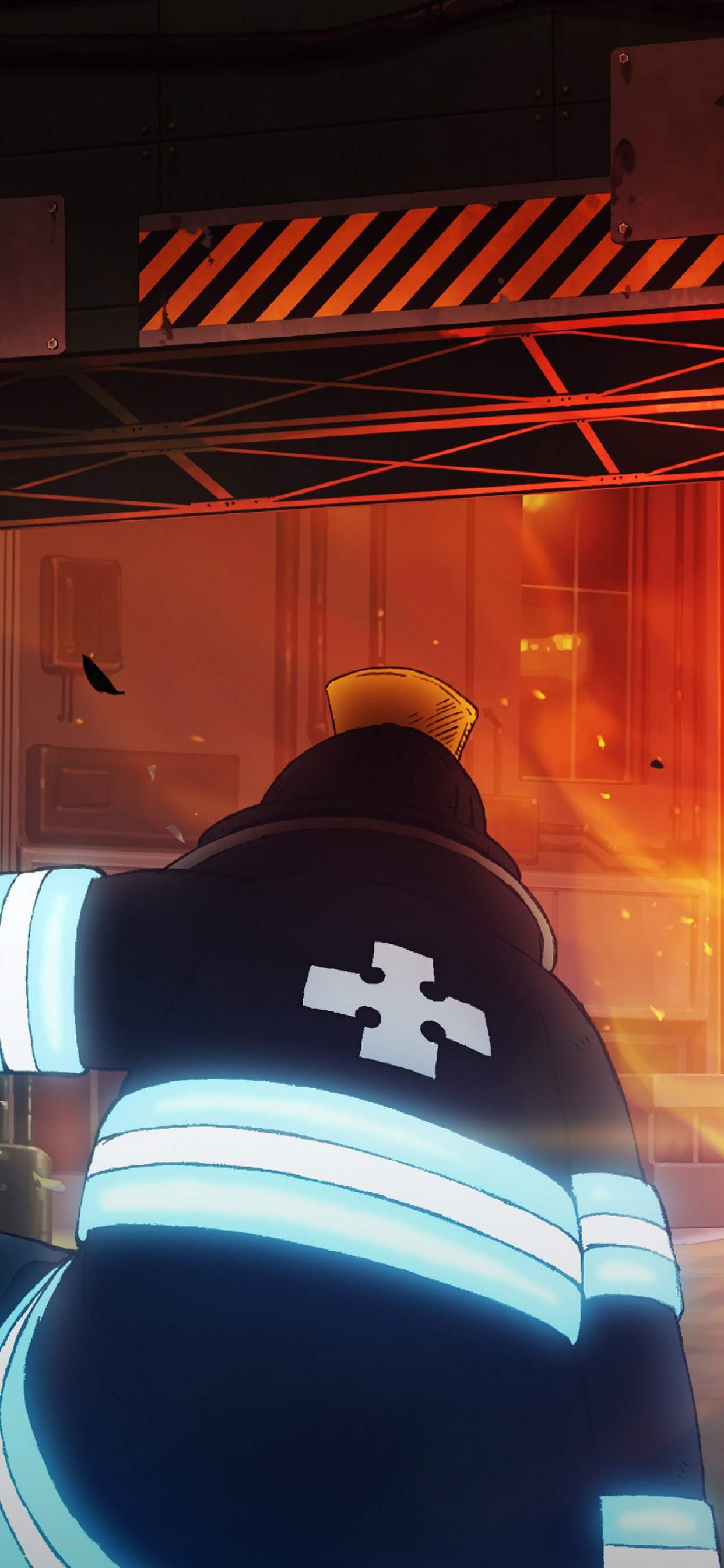 Fire Force Anime 4k Wallpaper 20 Here are only the best fire wallpapers. fire force anime 4k wallpaper 20