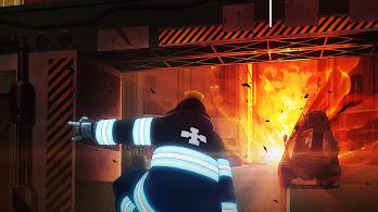 Fire Force, Anime, 4K, #20