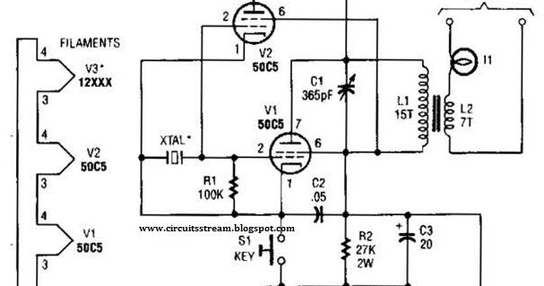 Forum Diagram: Low Power Atv Jr Transmitter 440Mhz Wiring