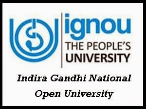 IGNOU BEd 2015-2016