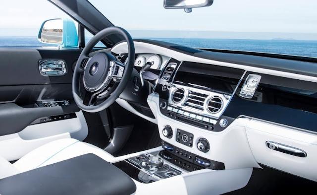 LATEST 2016 Rolls-Royce Dawn LUXURY, ANTIQUE, ELEGANT INTERIOR