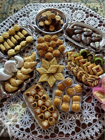gâteaux pour l\u0027aid 2014