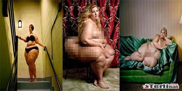 Model Telanjang Wanita Gendut Hot Abis