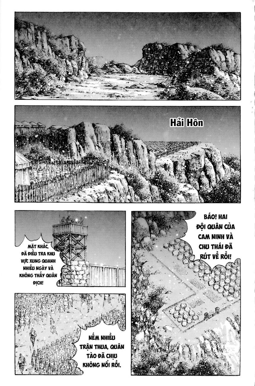 Hỏa phụng liêu nguyên Chương 404: Đệ nhất tiểu tướng [Remake] trang 1