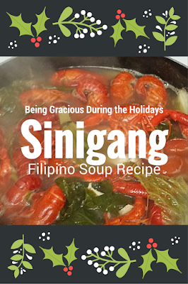 Filipino Sinigang Recipe {Typhoon Haiyan}