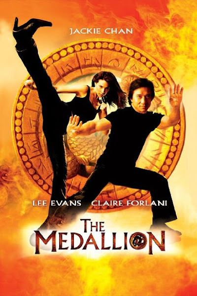 Poster of The Medallion 2003 720p Hindi BRRip Dual Audio Full Movie Download