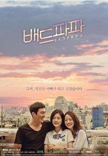 Bad Papa drama korea oktober 2018 terbaru