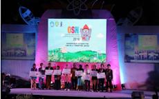 Siswa Madrasah Meraih Dua Medali Emas Dari Lima Medali Di OSN Palembang