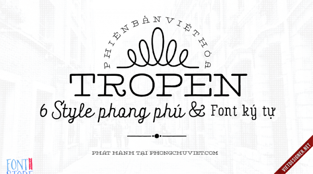 [Hand-write] Tropen Việt hóa