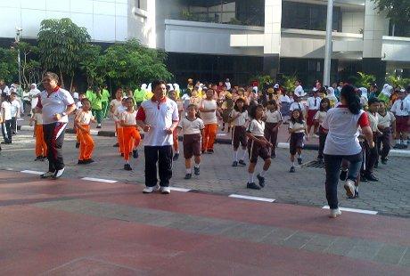 Download Kumpulan Lagu Senam Sekolah dari Masa Ke Masa