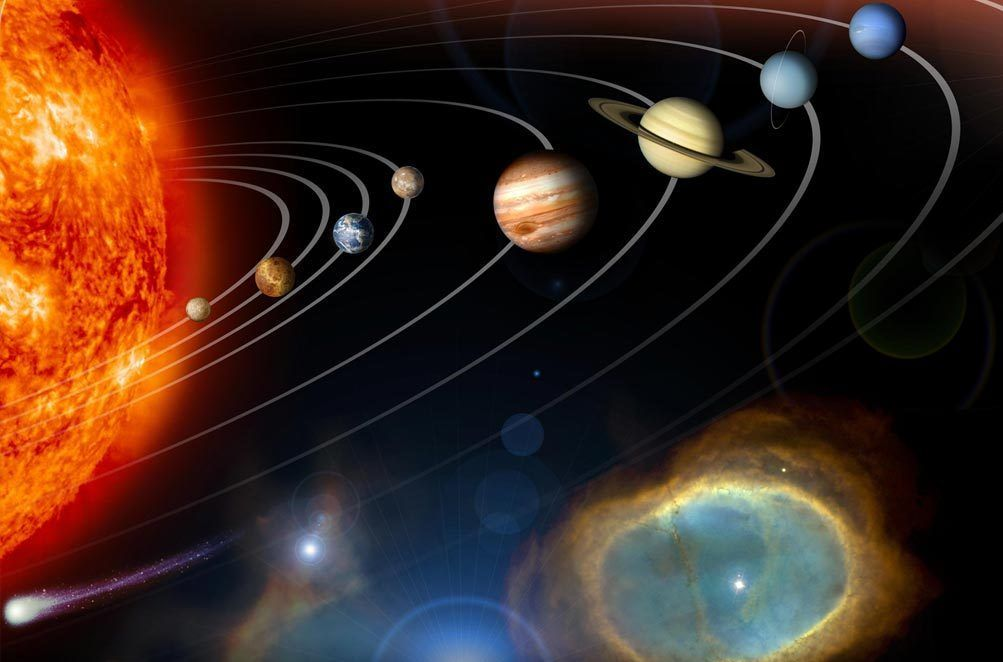 different solar systems universe - photo #14