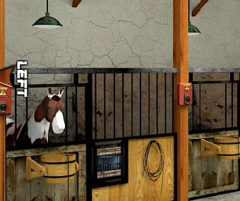 YolkGames Stallion Horse Escape