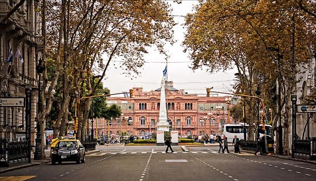 Mês de maio em Buenos Aires