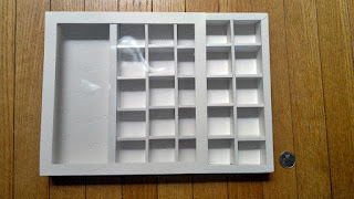Kotak | Box coklat isi 25 (5x5)