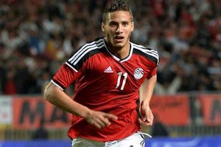 بعد قرار استبعاده من قائمة النتخب .. رمضان صبحي يلعب في بطولة أمم أفريقيا 2019